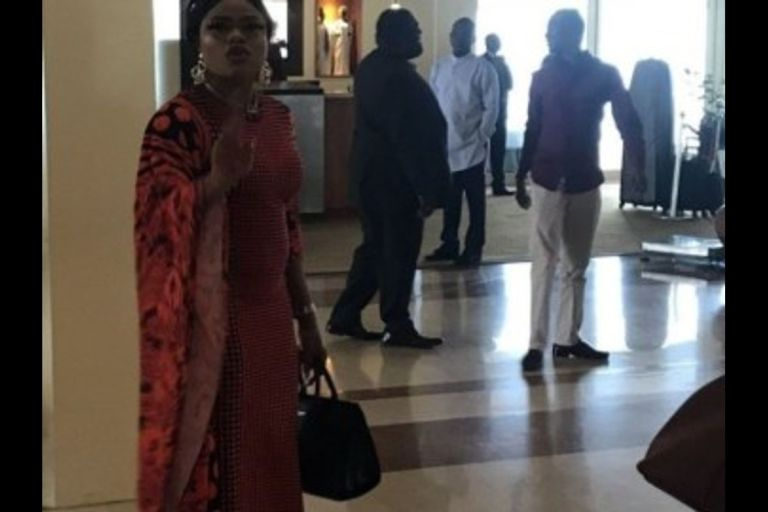 Video Of Bobrisky Looking Scary With Her Flat Rigid B*tts At A Party Gives Trolls Another Chance To Mock Him