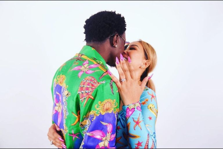 VIDEO: Michael Blankson Proposes To His Girlfriend, Rada, Three Months After Their Breakup