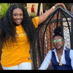 Emelia Brobbey Probably Has A Soft Spot For Shatta Wale And His SM Militants As She's Been Seen In A Photo With Addi Self