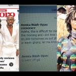 Ayisha Modi Releases A Screenshot Of Okyeame Kwame's Wife, Annica, Begging Her For $3,500
