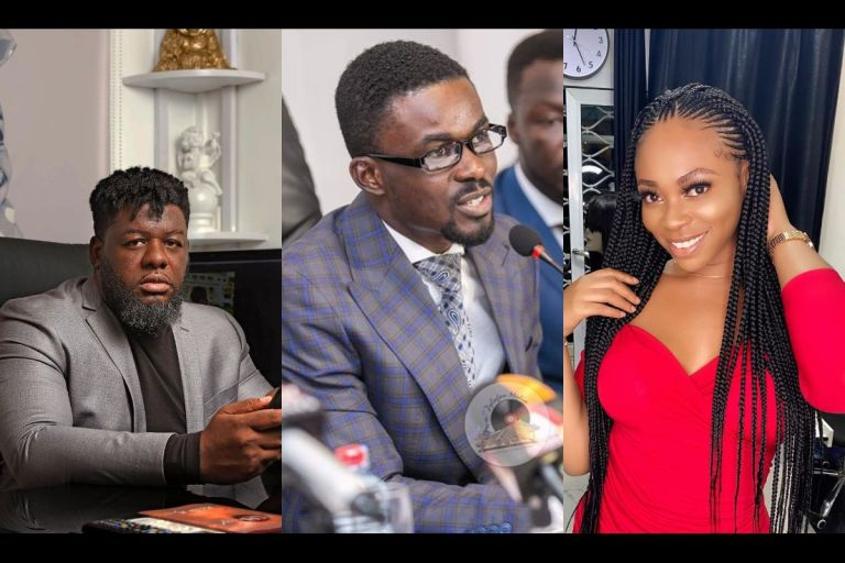 NAM1 Was Allegedly Blackmailed To Sign Shatta Wale With A Photo Of Him And Michy In An 'Awakard Position'