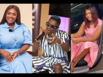 VIDEO: Magluv Disgracefully Apologizes To Emelia Brobbey For Claiming That She Slept With Shatta Wale