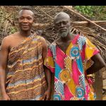 PHOTOS: Former Black Stars Defender, John Paintsil, Ventures Into Acting And Stars In Lilwin's New TV Series