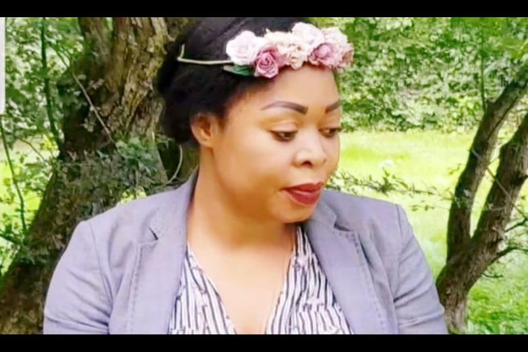 """""""How Come I'm Still HIV Positive""""? - Confused Joyce Dzidzor Mensah Asks After Royal House Chapel Failed To Heal Her Of HIV/AIDS"""
