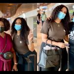 PHOTOS: Juliet Ibrahim Takes Her Mom And Her Son, Jayden, On An Expensive Trip To Dubai