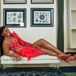 Birthday Slot - Nollywood Actress Kate Henshaw Celebrates Her 50th Birthday In Style