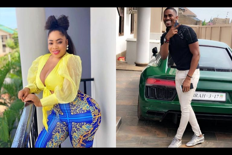 Moesha Buduong Is Mad And Not Coming Back To Normal Again - Mentally Unstable Ibrah One Claims