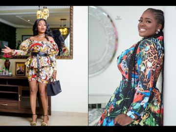 Angry Mzbel Vows To Release Hardcore Evidence About Who Tracey Boakye's 'Papano' Is