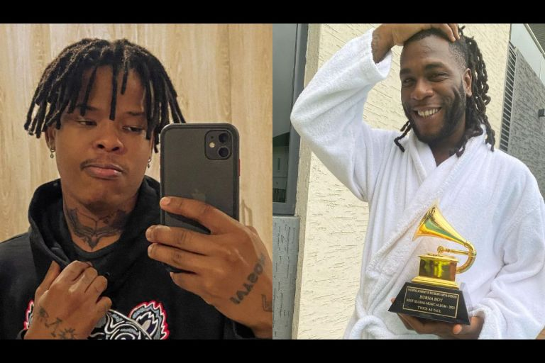 VIDEO: Burna Boy Claims Nasty C Is A Better Rapper Than Most Of The American Rappers