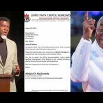 """Reno Omokri Backs Bishop Oyedepo For Sacking Over 40 Pastors For """"Generating"""" Low Income In Their Branches"""