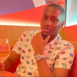 PHOTOS: 'I Speak The Language Of Money Fluently' - Despite's Jobless Son, Saa Hene Brags As He Chills At A Restaurant