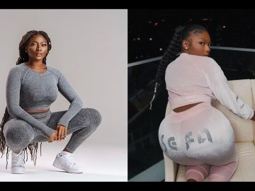 VIDEO: DBlack's Girl, S3fa Claims She's Single And Hasn't had S*x For The Past 7 Monthsv