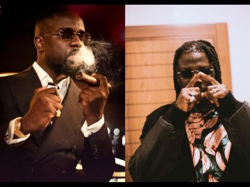 You Really Wanna Be On The High, Get Some Trees Because Cigars Can't Help You - Stonebwoy Shades Sarkodie Over His Birthday Photos?