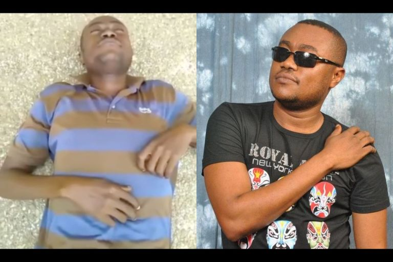 VIDEO: Popular Ghanaian Sound Engineer, Sugar Tone, Turns Alcoholic After Years Of Fame And Producing Beats For Shatta Wale And Others