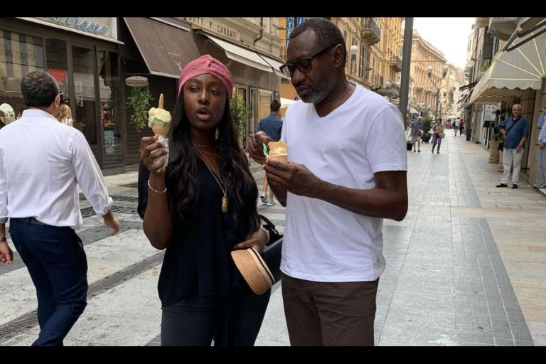 Billionaire, Femi Otedola's First Daughter, Tolani, Sadly Reveals How She Struggled With A Condition She Was Diagnosed With
