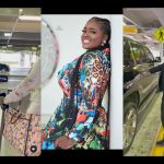 VIDEO: Tracey Boakye Lands In Miami For A Baecation With Papano