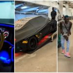 VIDEO: Shatta Wale Surprised As His Car Is Pimped With Logo Of His GoG Album