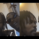 VIDEO: Fameye Finally Meets And Parties With Wizkid After The Nigerian Superstar Followed Him On Instagram