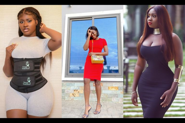 Don't Be Fooled! Slim Tea And Waist Trainers Do Not Work - Yvonne Nelson Goes After Fella Makafui, Princess Shyngle And Other Influencers