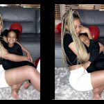 Davido's Second Baby Mama, Amanda, Calls Out Men Who Send Her Little Daughter Messages On Instagram