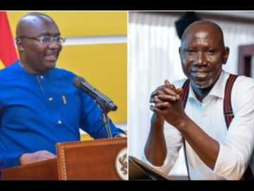 """""""Bawumia Is A Gift To The Nation"""" - Uncle Ebo Whyte Claims"""