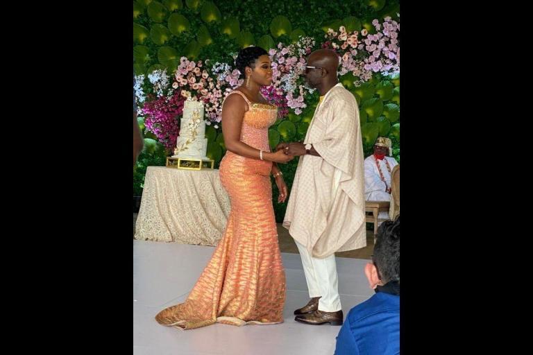 Nana Asante Bediatuo Wife