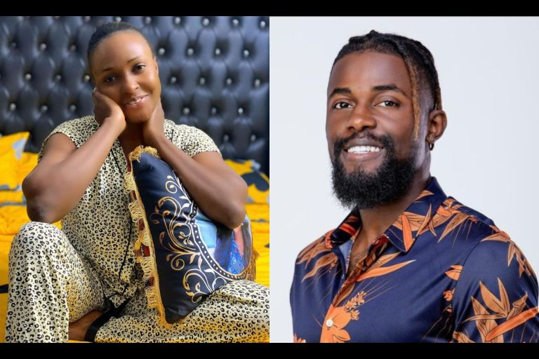 """BBNaija21: """"I Have Dumped All My Boyfriends For You"""" - Blessing Okoro Falls In Love With New Housemate, Michael"""