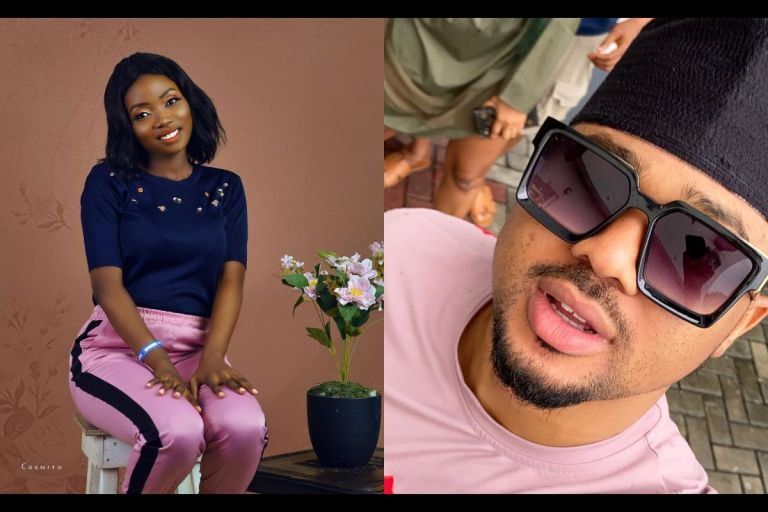 """""""Are You Free Next Saturday, Let's Get Married Please"""" - Pretty Nigerian Lady Proposes To Actor Mike Godson On Instagram"""