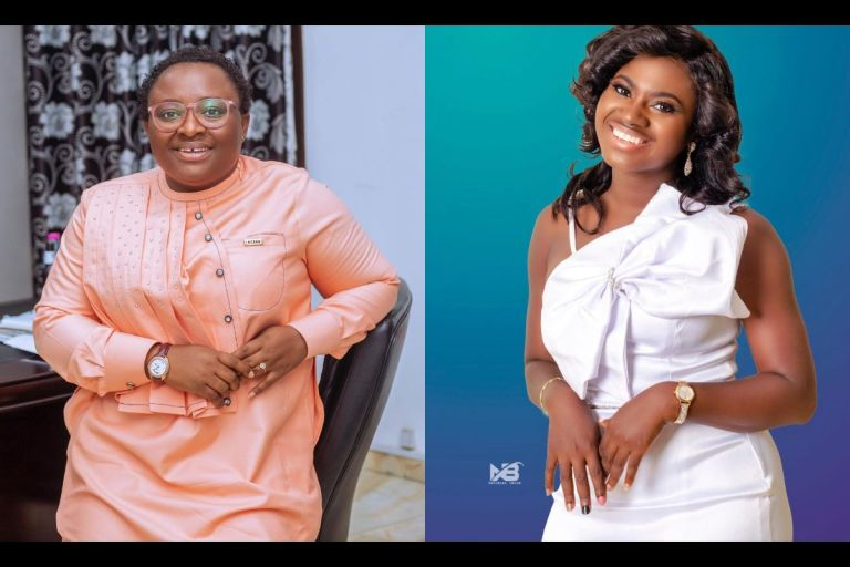 Shocking! Actress Martha Ankomah Is Allegedly A Lesbian And Used To Bang Her Ex-partner, Gifty Oware Aboagye