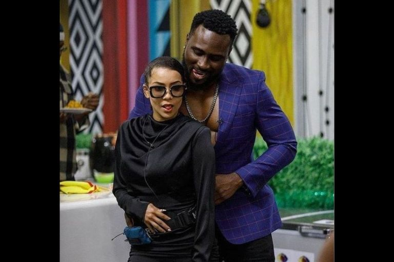 """#BBNaija21: """"Maria Is Giving Me Mixed Signals, Seems She Feels Something For Me"""" - Pere Claims"""