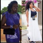 Social Media Reminds A-Plus Of How His Dark And Lovely Wife, Akosua Vee, Suddenly Turned 'Michael Jackson' Kind Courtesy Bleaching Pills And Creams