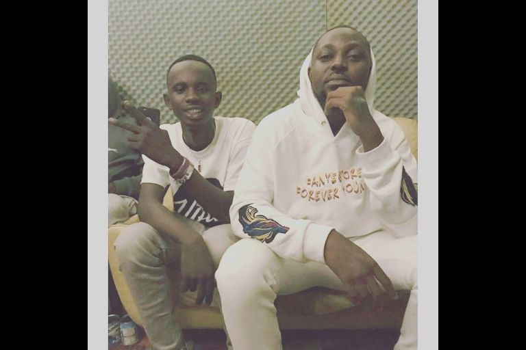 Check This Throwback Photo Of Black Sherif And Yaa Pono Out