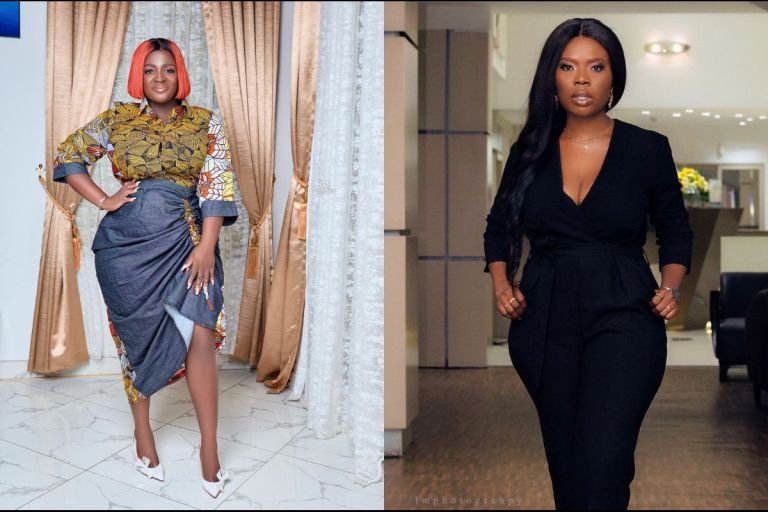 Tracey Boakye aka Borla Bird Claims That Delay Hates Her Because She Turned Down Her Interview Request