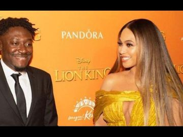 Beyonce Sends GulityBeatz Flower Bouquet As Appreciation For His Birthday Message On Her 40th Birthday