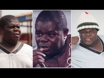 VIDEO: Veteran Actor T.T Says He Owes ECG Ghc8,000 After Getting Donations To Pay His Rent