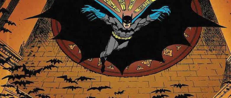 Batman Gothic Cover