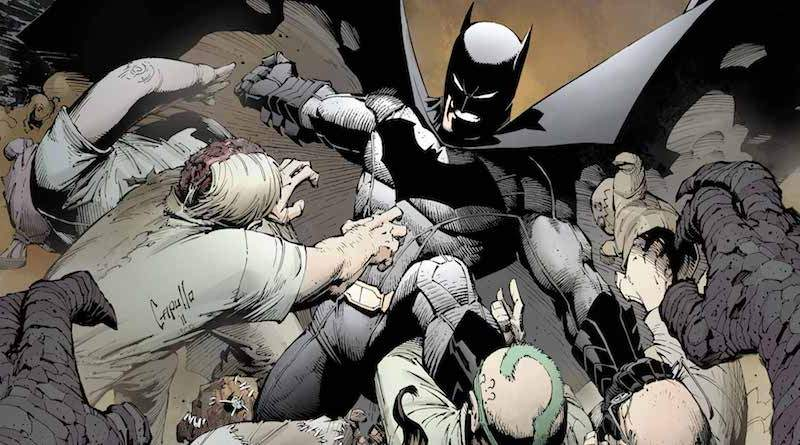 Batman The Court Of Owls