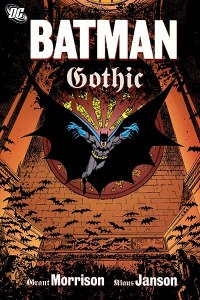 Batman Gothic Cover