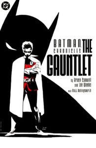 Batman The Gauntlet Cover