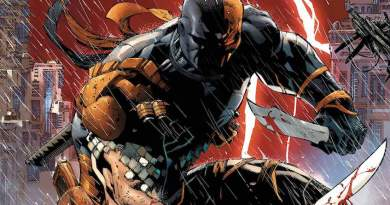 Deathstroke Volume 1: Gods of War Review
