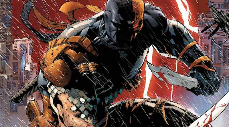 Deathstroke Volume 1 Gods of War