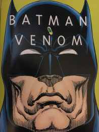 Batman Venom Cover