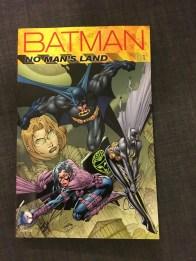 Batman No Mans Land Volume 1 Front