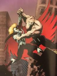 Azrael Agent of the bat #52 cover