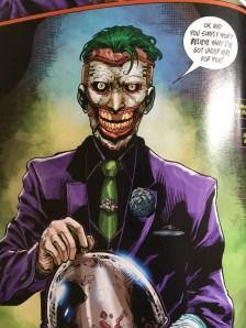 Jokers surprise