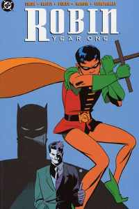 Robin Year One Cover