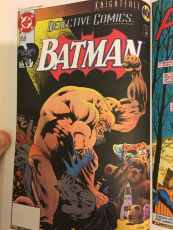 Knightfall Vol 1 Review