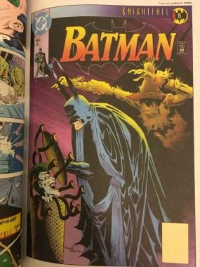 Batman Joker Scarecrow Knightfall