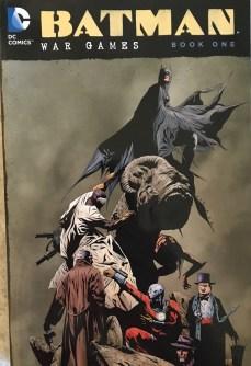 War Games Book 1 Cover