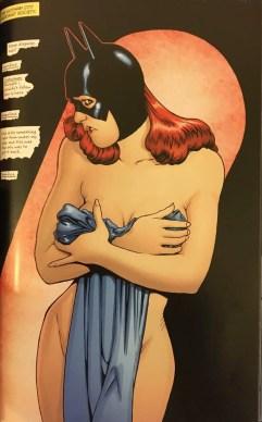 Batgirl Naked